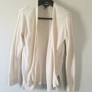 GAP open front cardigan sweater. Medium